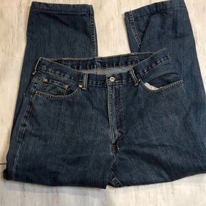 Levi's 550 Relaxed Fit Jeans. Size W38 L30.